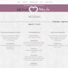 Home page per San Valentino