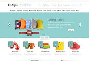 Boutique Theme Wordpress - Tema modello per realizzare il tuo sito internet