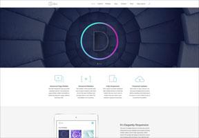 Divi Theme Wordpress - Tema modello per realizzare il tuo sito internet