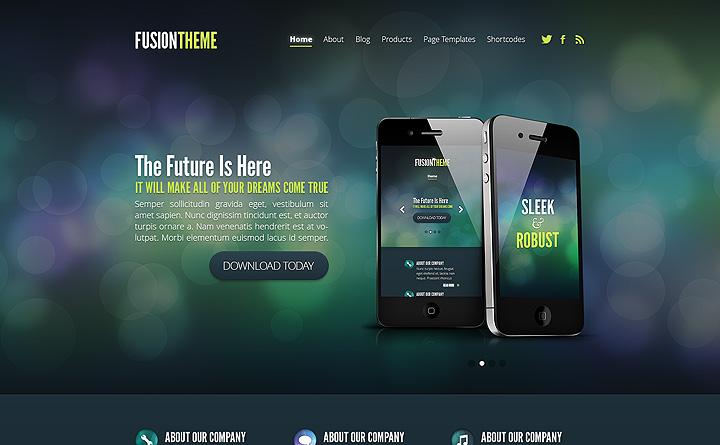 Ecco come realizzare un sito internet moderno e divertente. Cool!