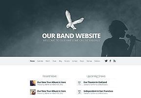 Harmony Theme Wordpress - Tema modello per realizzare il tuo sito internet