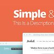 L'arancione come prima proposta per Nimble, il nostro tema WordPress