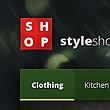 Un sito web con un look molto molto ecologico